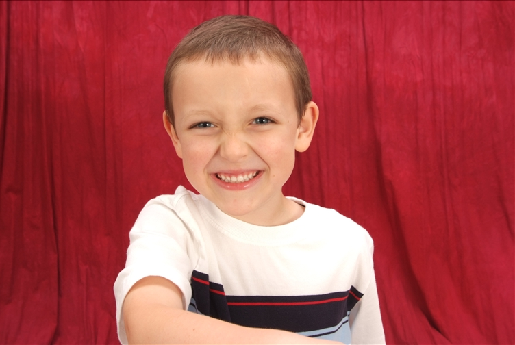 More from Ethan's Six Year Portrait Session