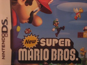 Super Mario Bros. for Nintendo DS