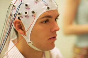Cap used for QEEG